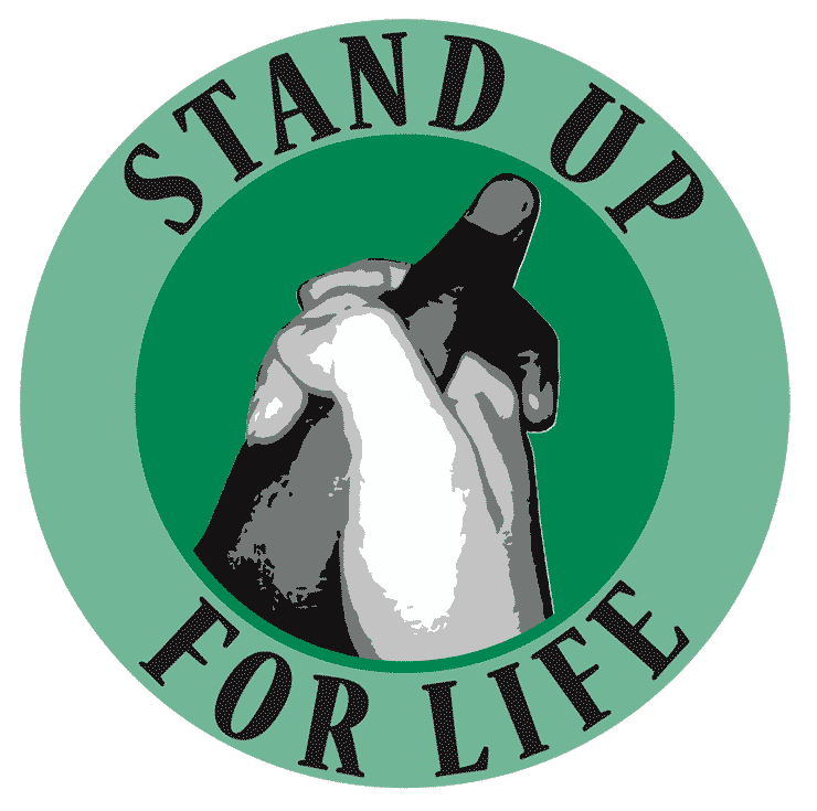 stand up fot life